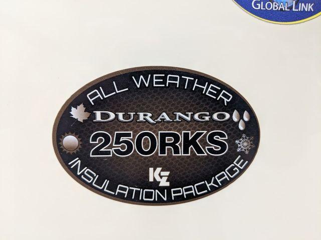 2018 Kz Durango Sport D250RKS Mandan, North Dakota 1
