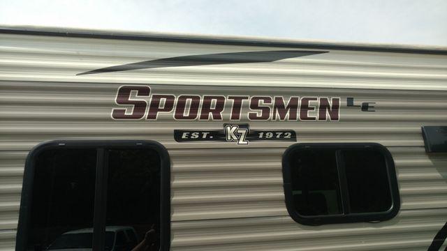2019 Kz Sportsmen 260BHLE Fredericksburg, VA 8