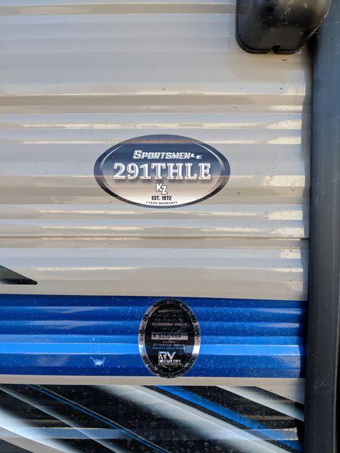 2019 Kz Sportsmen LE 291THLE Mandan, North Dakota 1