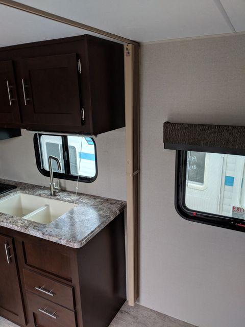 2019 Kz SPORTSMEN LE 210BHLE in Mandan, North Dakota 58554