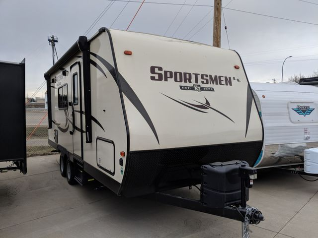 2019 Kz Sportsmen LE 210BHLE Mandan, North Dakota