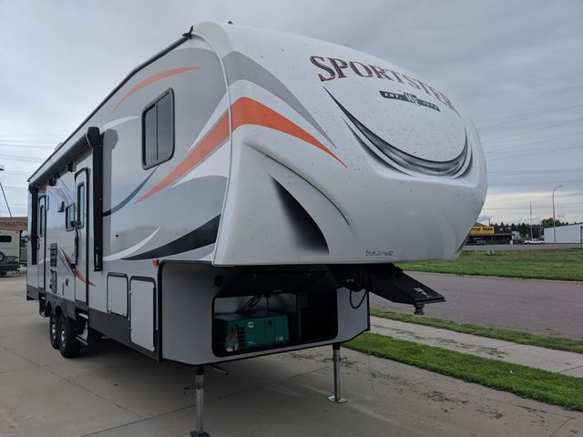 2019 Kz Sportster 311TH10 Mandan, North Dakota 0