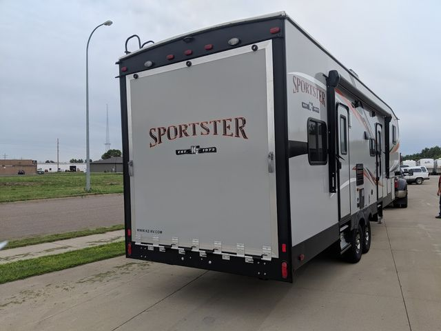 2019 Kz Sportster 311TH10 Mandan, North Dakota 1