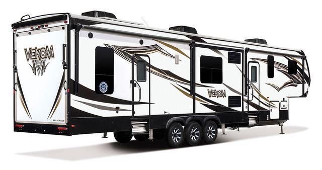2019 Kz Venom 4111TK Mandan, North Dakota 2