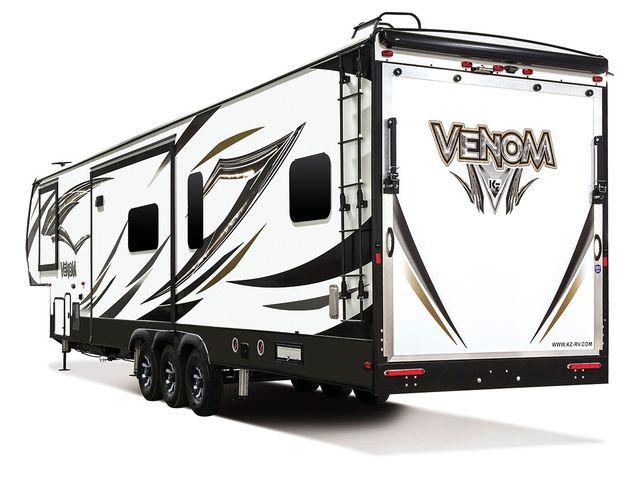 2019 Kz Venom 4111TK Mandan, North Dakota 4