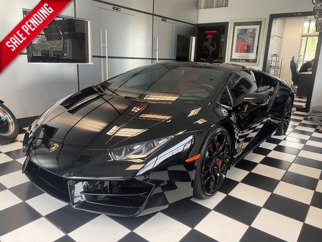 2019 Lamborghini Huracan LP-580-2 in Pompano Beach - FL, Florida 33064