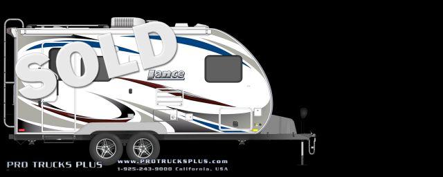 1685 Lance 2019 Travel Trailer 16'6