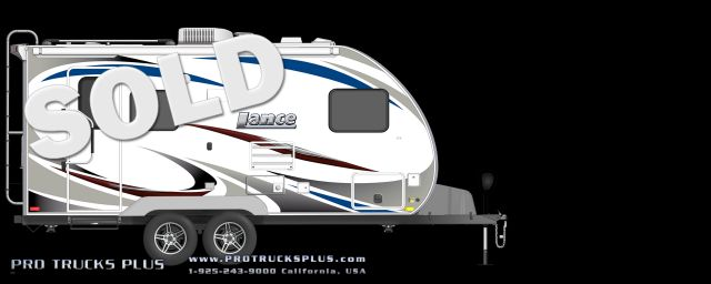 1685 Lance 2019 Travel Trailer 16'6