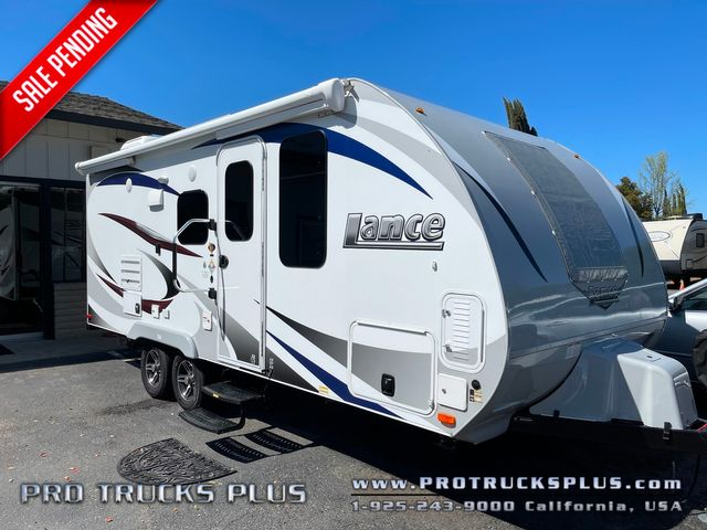 2019 Lance 1985 Travel trailer