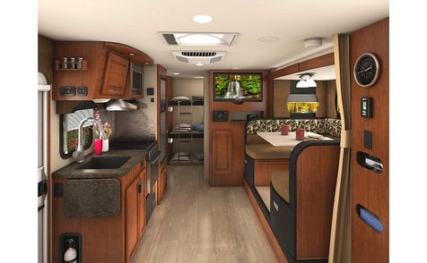 2185 Lance 2019 Travel Trailer 21'2