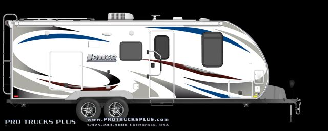 2295 Lance 2019 Travel Trailer  in Livermore California