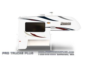 650 Lance 2019 Truck Camper Short Bed  in Livermore California