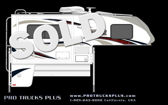 855s Lance 2019 Truck Camper Short Bed  in Livermore California
