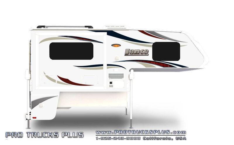 855s Lance 2019 Truck Camper Short Bed - Coming Soon  in Livermore California