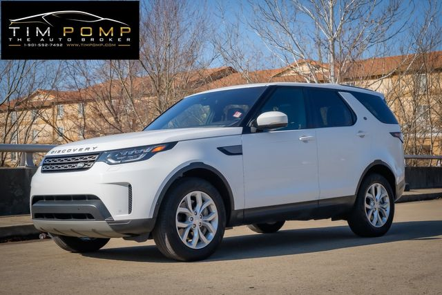 2019 Land Rover Discovery SE 1 OWNER CLEAN CARFAX