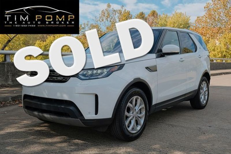2019 Land Rover Discovery SE | Memphis, Tennessee | Tim Pomp - The Auto Broker in Memphis Tennessee