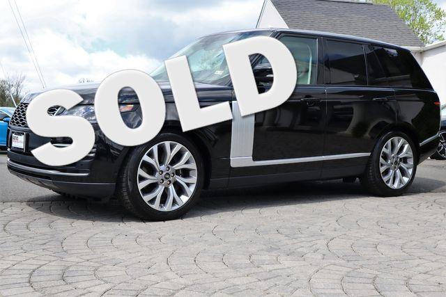 2019 Land Rover Range Rover in Alexandria VA