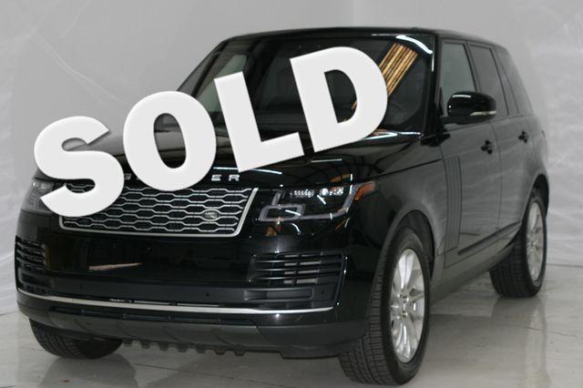 2019 Land Rover Range Rover HSE Houston, Texas