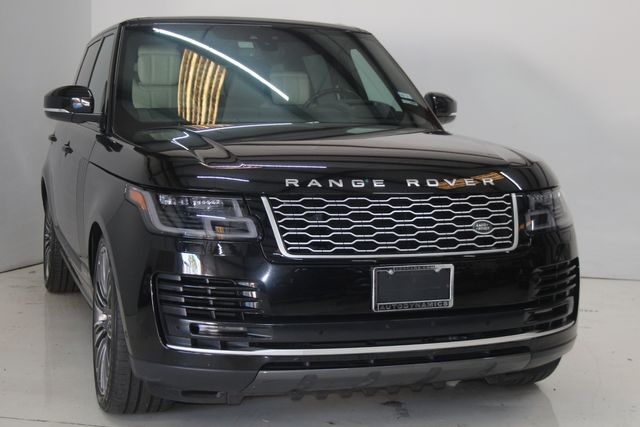 2019 Land Rover Range Rover LWB HSE SUPER CHARG Houston, Texas 2
