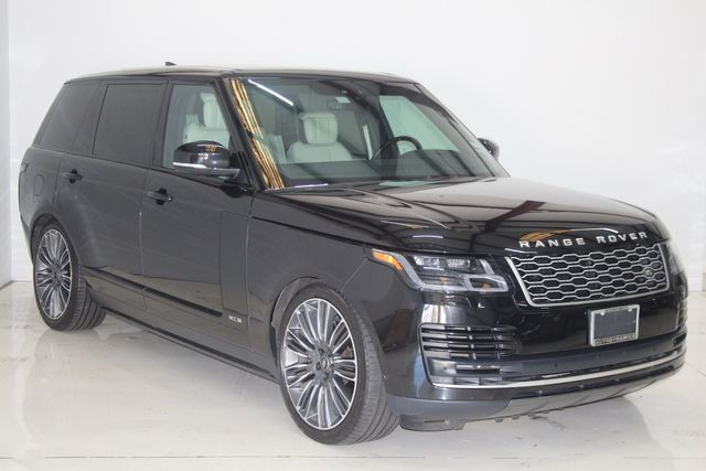 2019 Land Rover Range Rover LWB HSE SUPER CHARG Houston, Texas 3