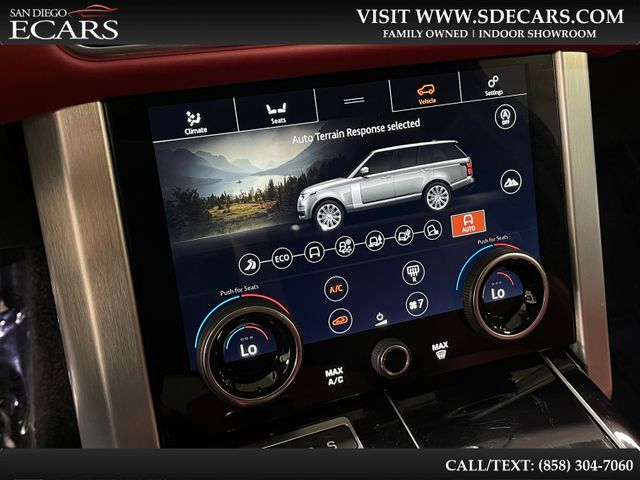 2019 Land Rover Range Rover Autobiography LWB in San Diego, CA 92126