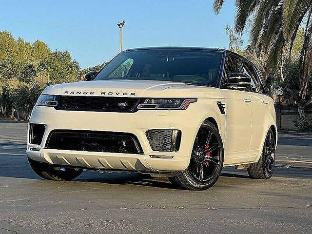 2019 Land Rover Range Rover Sport HSE Dynamic in Campbell, CA 95008