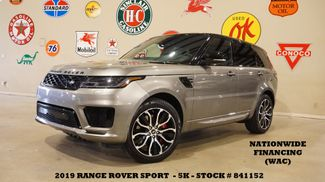 2019 Land Rover Range Rover Sport HSE Dynamic ROOF,HUD,HTD/COOL LTH,5K in Carrollton, TX 75006
