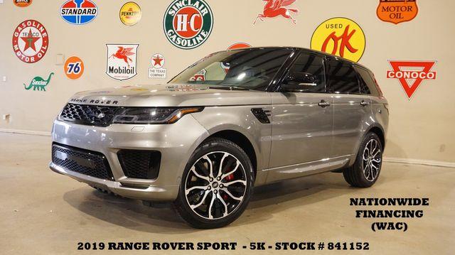 2019 Land Rover Range Rover Sport HSE Dynamic ROOF,HUD,HTD/COOL LTH,5K