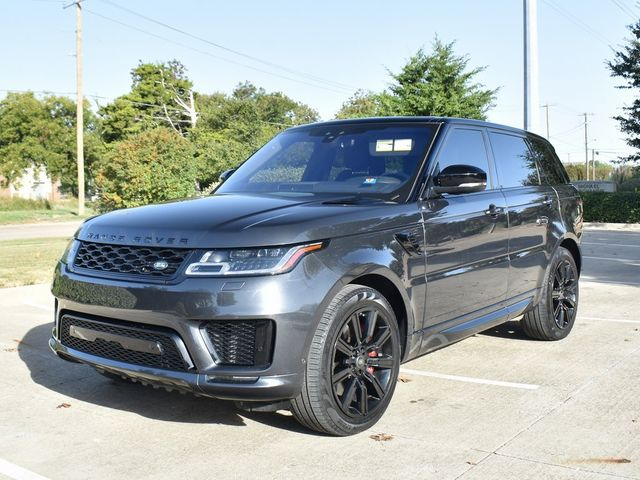 2019 Land Rover Range Rover Sport Supercharged in McKinney, Texas 75070