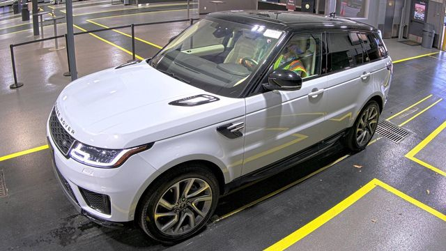 2019 Land Rover Range Rover Sport HSE PANO ROOF UNDER FACTORY WARRANTY