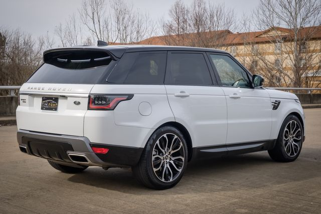 2019 Land Rover Range Rover Sport HSE BLACK ROOF PACKAGE in Memphis, Tennessee 38115