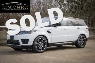 2019 Land Rover Range Rover Sport HSE | Memphis, Tennessee | Tim Pomp - The Auto Broker in  Tennessee