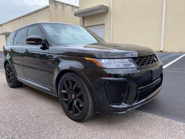 2019 Land Rover Range Rover Sport SVR in Tampa, FL 33624