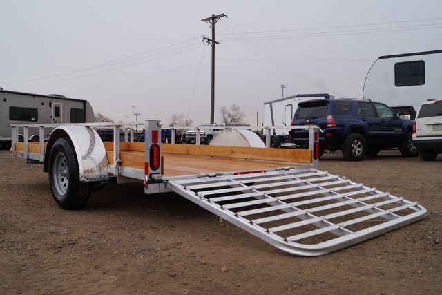 2019 Legend Open Utility 6' X 12' - $2,995 in Fort Worth, TX 76111