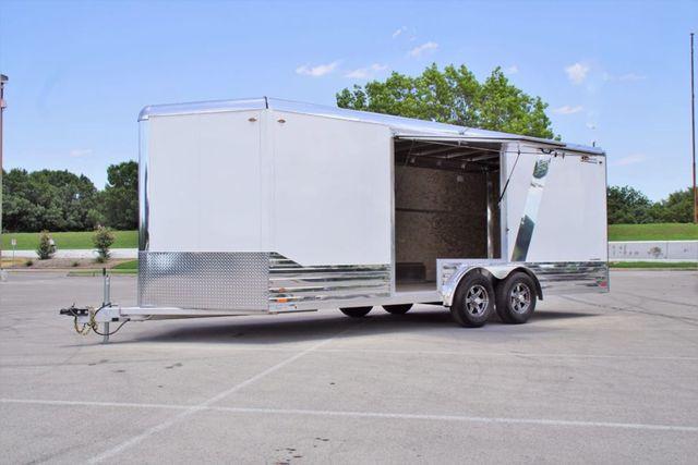 2019 Legend Deluxe V-Nose 8.5' x 23' w/ Escape Door in Keller, TX 76111