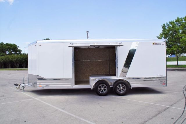 2019 Legend Deluxe V-Nose 8.5' x 23' w/ Escape Door in Keller, TX 76111