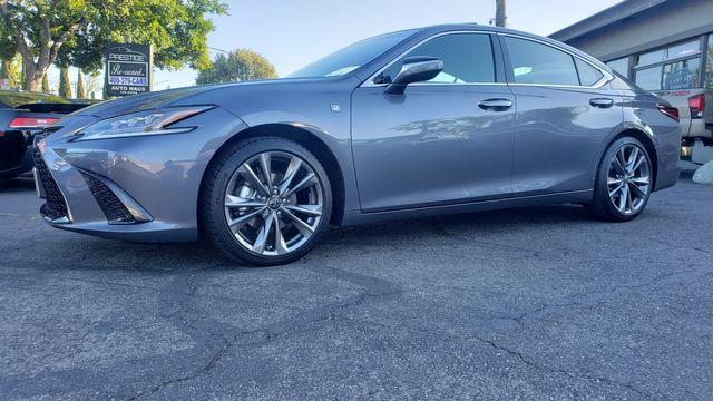 2019 Lexus ES 350 F SPORT in Campbell, CA 95008