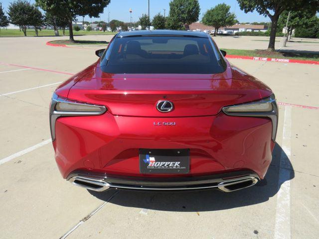 2019 Lexus LC 500 in McKinney, Texas 75070