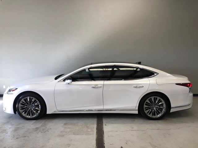 2019 Lexus LS 500 AWD LUXURY PKG in Layton, Utah 84041