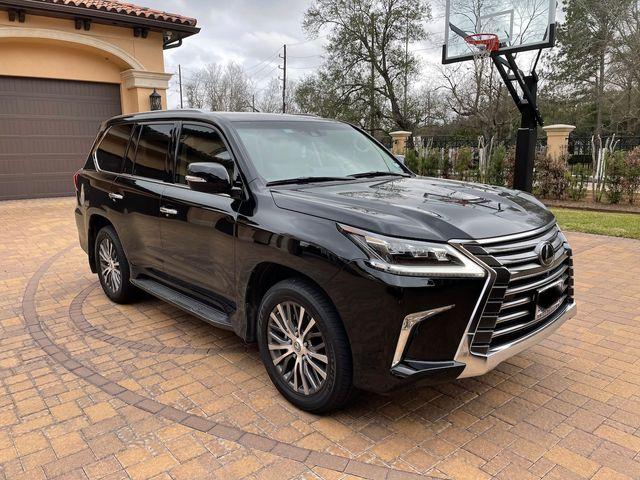2019 Lexus LX 570 Houston, Texas 3