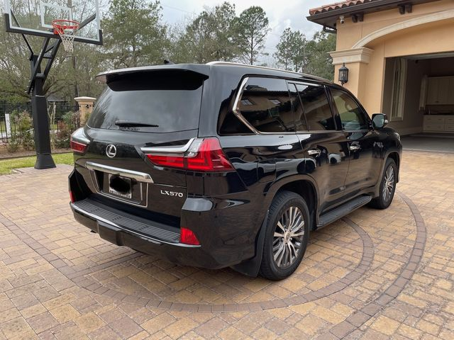 2019 Lexus LX 570 Houston, Texas 4