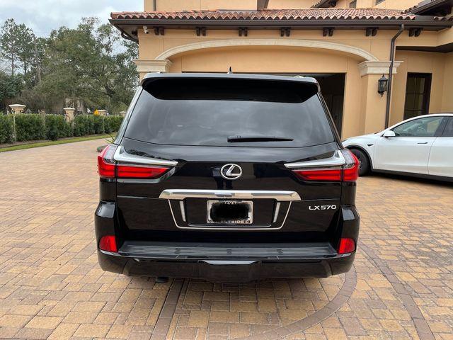 2019 Lexus LX 570 Houston, Texas 5