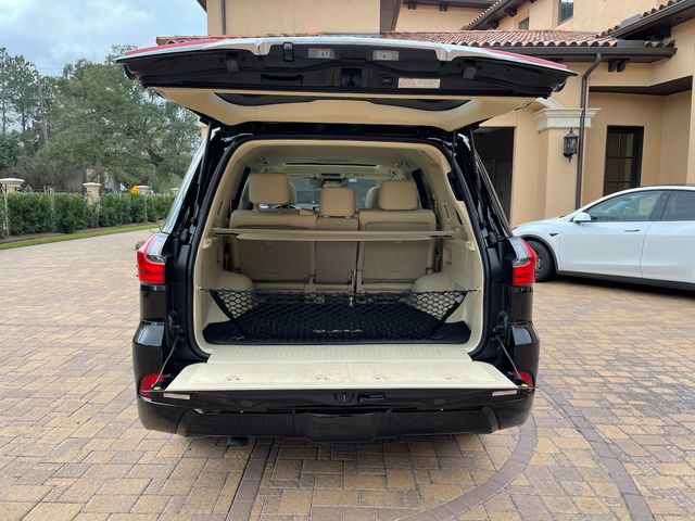 2019 Lexus LX 570 Houston, Texas 8