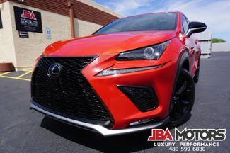 2019 Lexus NX 300 F SPORT Premium NX300 CUSTOM PEARL RED ~ 2k MILES!   MESA, AZ   JBA MOTORS in Mesa AZ