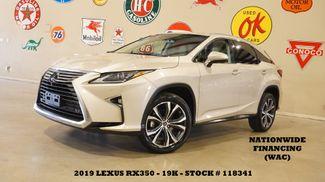 2019 Lexus RX 350 SUNROOF,NAV,360 CAM,HTD/COOL LTH,20'S,19K in Carrollton, TX 75006