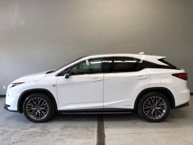 2019 Lexus RX 450h F Sport AWD Levinson