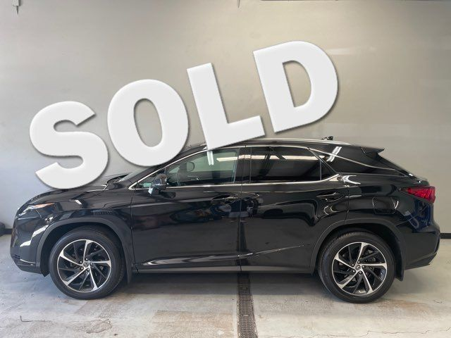 2019 Lexus RX AWD LUXURY LEVINSON