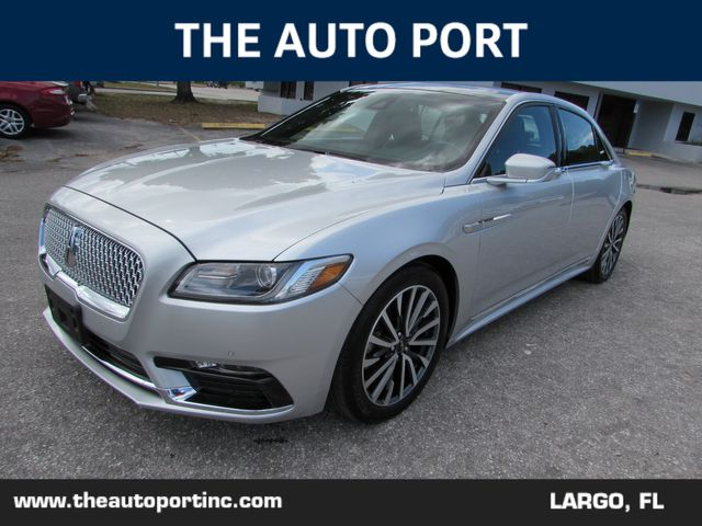 2019 Lincoln Continental Select in Largo, Florida 33773