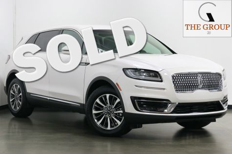 2019 Lincoln Nautilus Select in Mooresville