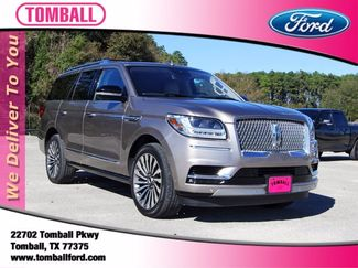 2019 Lincoln Navigator Reserve in Tomball, TX 77375